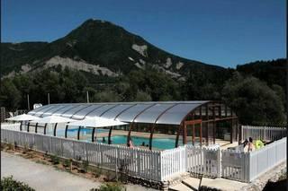 Gap, Camping Les Rives du Lac à Veynes
