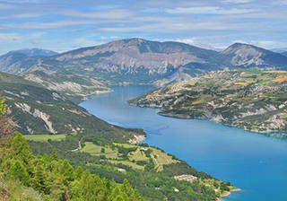 Camping Domaine Les Berges du Lac