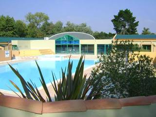 Holiday villages in Camping Le Domaine des Pins