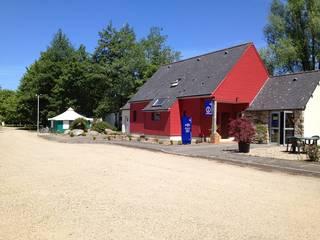 Camping Le Domaine de Mesqueau
