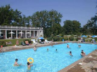 Camping Le Parc d'Audinac Les Bains