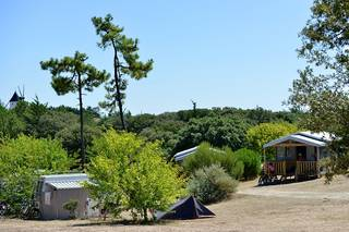 Camping De La Bosse - Ile de noirmoutier -