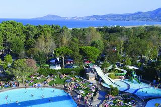 Holiday villages in Camping Le Soleil