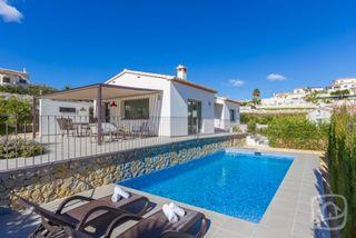 Maison de particulier avec piscine à Benitachell - Benitachell - Hispanoa