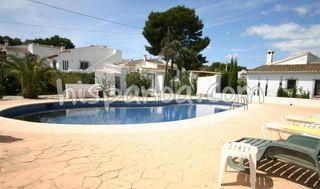 Maison de particulier avec piscine à Moraira - Moraira - Hispanoa