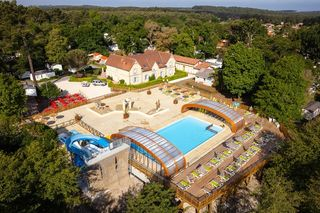 Apartment holiday in Camping Le Soleil des Landes