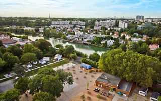 Camping Paris Est Champigny sur Marne