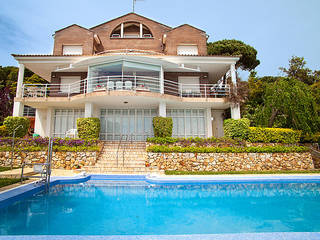 Maisons avec piscine - Arenys de mar - Arenys de mar -