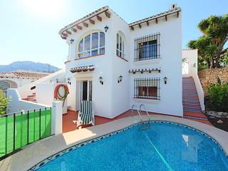 Maison de particulier avec piscine à Oliva - Oliva - Interhome.