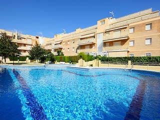 Appartement de particulier avec piscine à Calafell - Calafell -