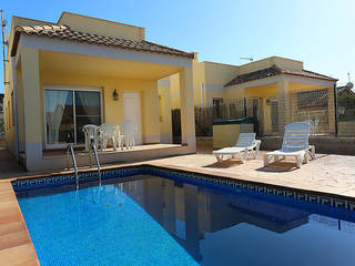 Maison de particulier avec piscine à Deltebre - Deltebre - Interhome.