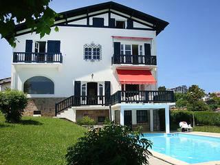 Maison de particulier avec piscine à Saint jean de luz - Saint jean de luz -