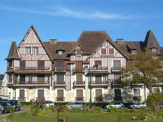 Résidence Le Normandie Home - Cabourg -