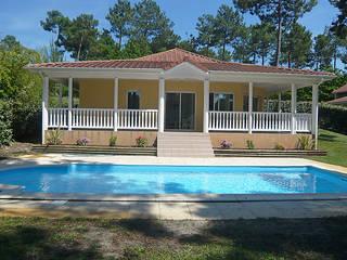 Maisons avec piscine - Lacanau - Lacanau -