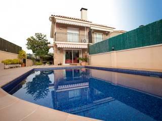 Maison de particulier avec piscine à La pineda - La pineda -