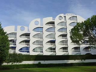 Résidence 'Palm Beach' - La grande motte -