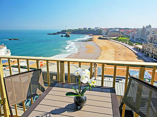 Résidence 'Le Pavillon d'Angleterre' - Biarritz -