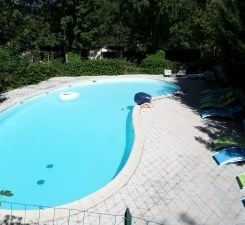 Offre commune camping - Saumane