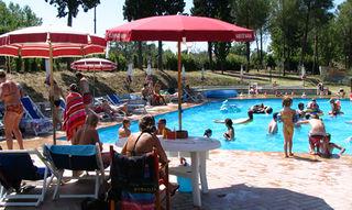 Camping Toscana Village Montopoli Val D'arno