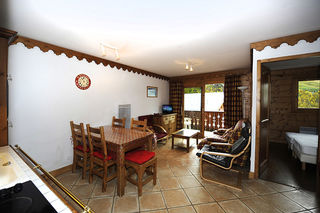 Apartment holiday in Chalet les Marmottes