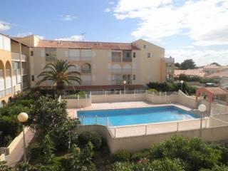 Maison de particulier avec piscine à Narbonne plage - Narbonne plage -