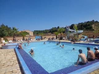 Apartment holiday in Camping Sunissim La Coste Rouge