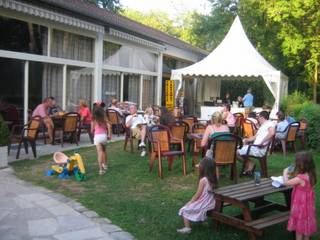 Camping Les Etangs Fleuris Touquin