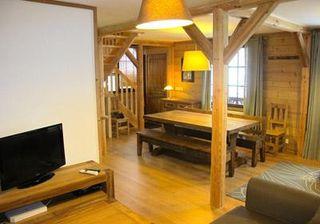 Appartement vacances Chalet Alpenvue