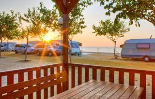 Camping Bon Repos - Santa susanna -