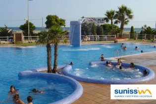 Camping Sunissim El Pla de Mar