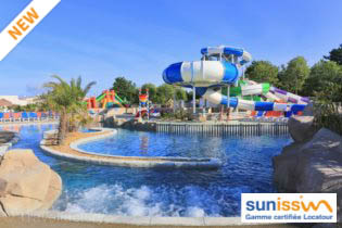 Apartment holiday in Camping Sunissim Le Trianon