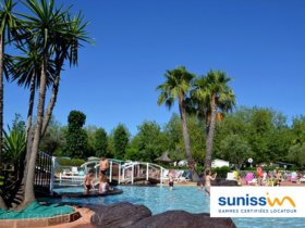Holiday villages in Camping Sunissim Les Salisses