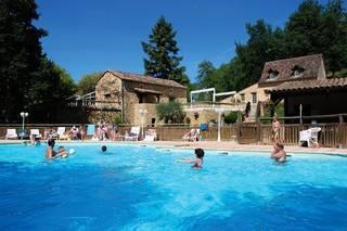 Camping Le Moulin de Surier - Beaumont du périgord -