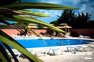 Holiday villages in Camping Parc Belle Vue