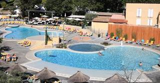 Camping L'Hippocampe - Volonne -
