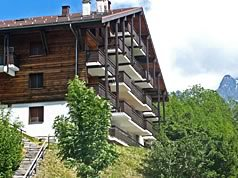 Résidence L'Eparvi - Le grand bornand - residence - Maeva