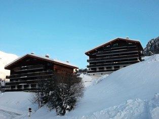 Résidence L'Orée des Pistes A - Le grand bornand - residence - Maeva