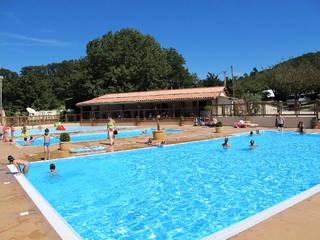 Camping Le Domaine La Garenne - Saint avit -