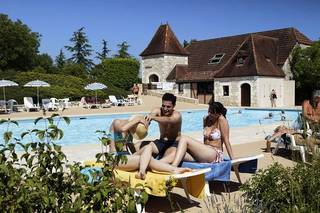 Camping Paille Basse