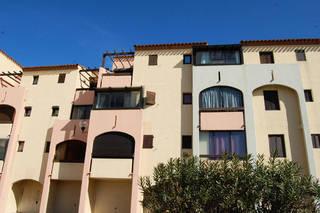 Résidence 'Front de Mer' - Port barcarès - residence - Maeva