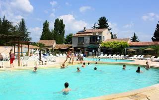 Camping L'Eau Vive Dauphin - Forcalquier -