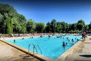Camping Le Beau Rivage La Roque Gageac