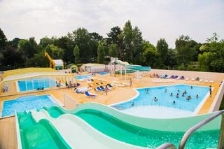 Holiday villages in Camping  La Plage