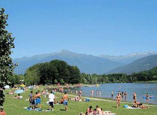 Camping Le Lac de Carouge