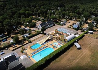 Holiday villages in Camping Le Moustoir