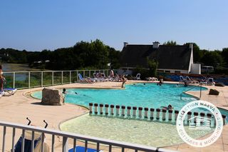 Holiday villages in Camping Le Lac