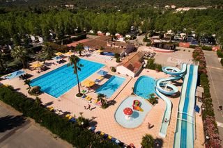 Camping Riviera d'Azur