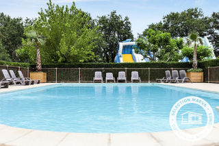 Apartment holiday in Camping Les Franquettes Grayan et L'Hopital