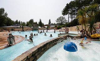 Holiday villages in Camping Sunissim Le Fort Espagnol