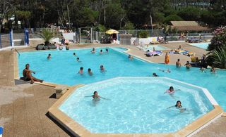 Apartment holiday in Camping Le Saint Martin